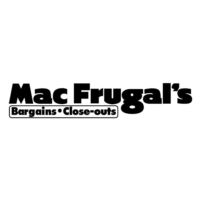 Mac Frugal's vector logo