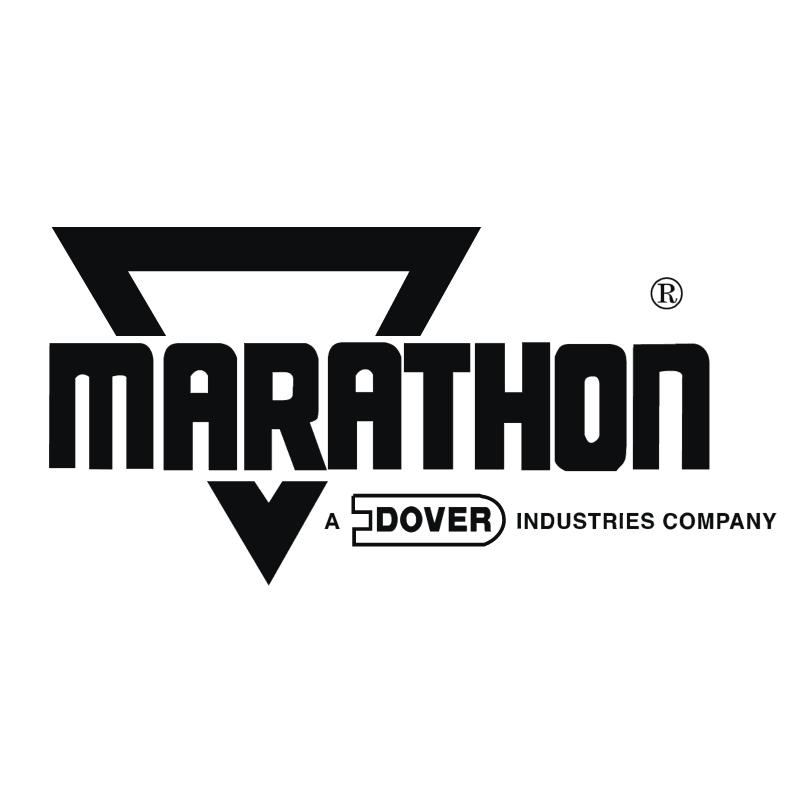 Marathon Equipment vector