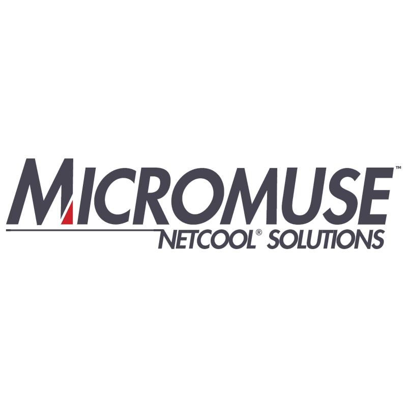 Micromuse vector logo
