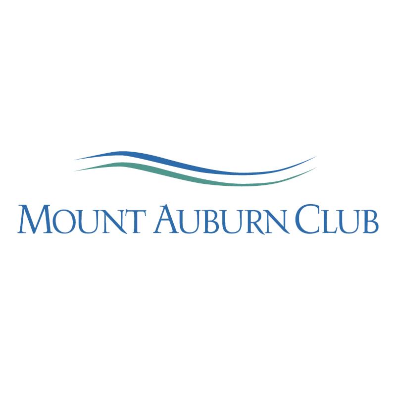Mount Auburn Club vector logo