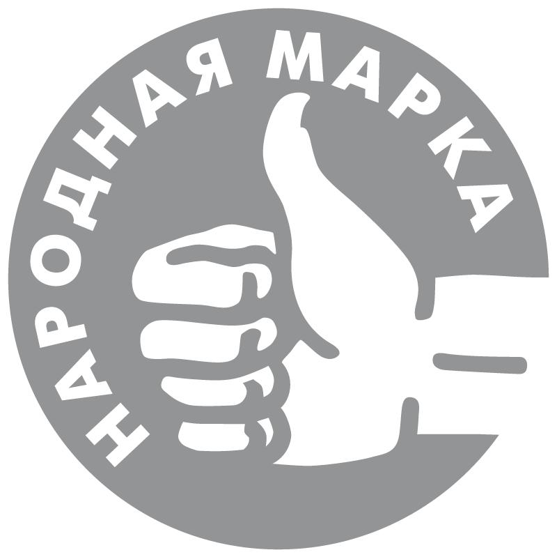 Narodnaya Marka vector