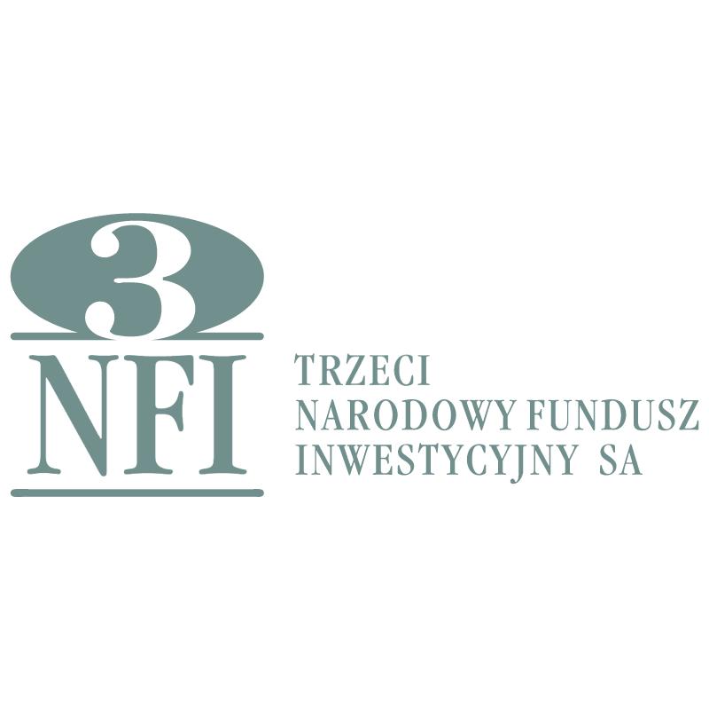 NFI 3 vector logo