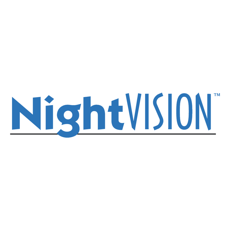 NightVision vector logo