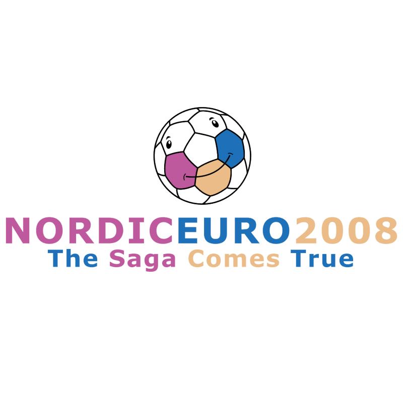 Nordic Euro 2008 vector