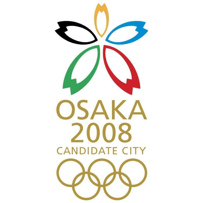 Osaka 2008 vector