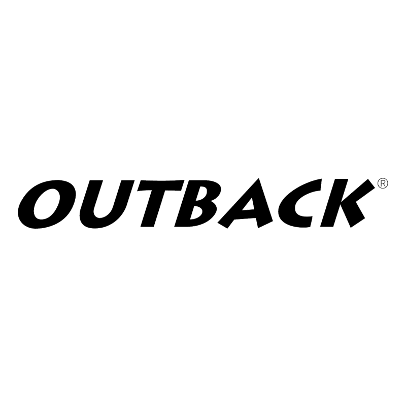 Outback vector