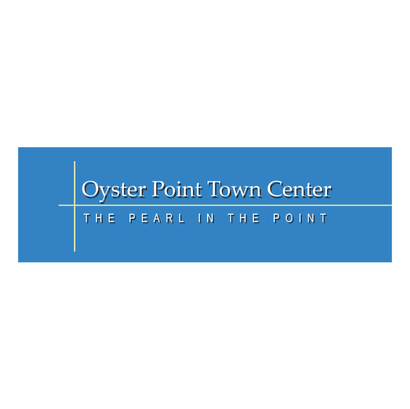 Oyster Point Town Center vector logo