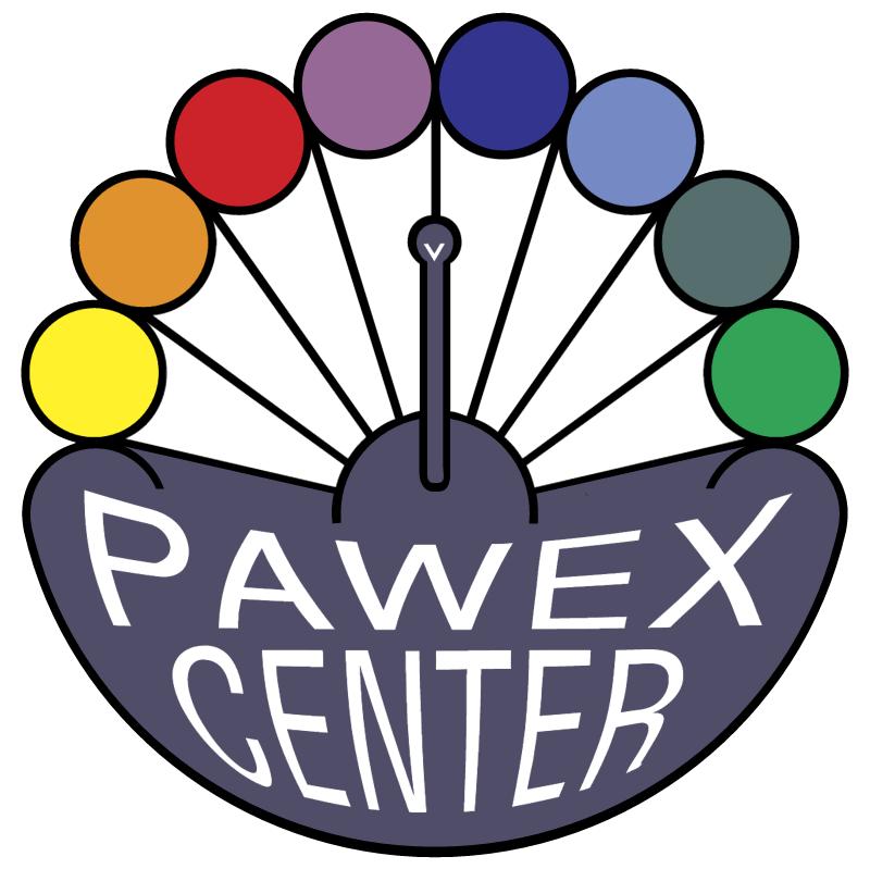 Pawex Center vector