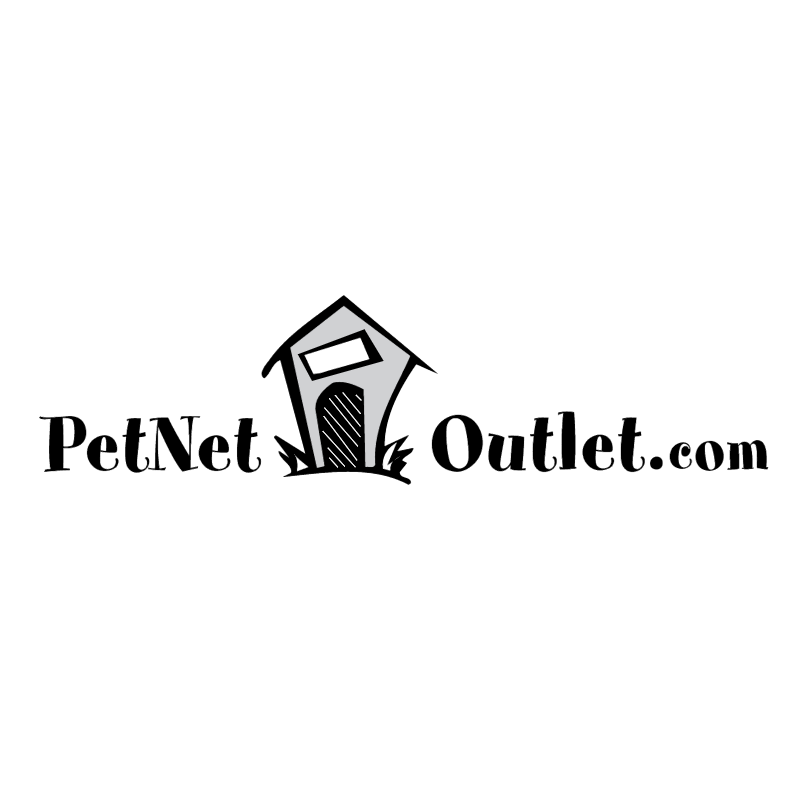 PetNetOutlet com vector logo