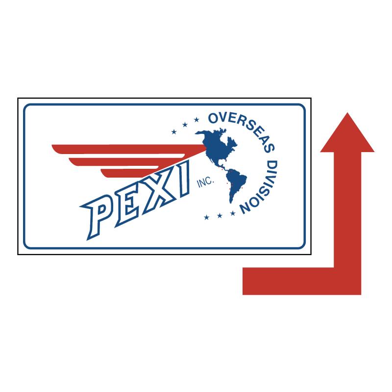 Pexi vector logo