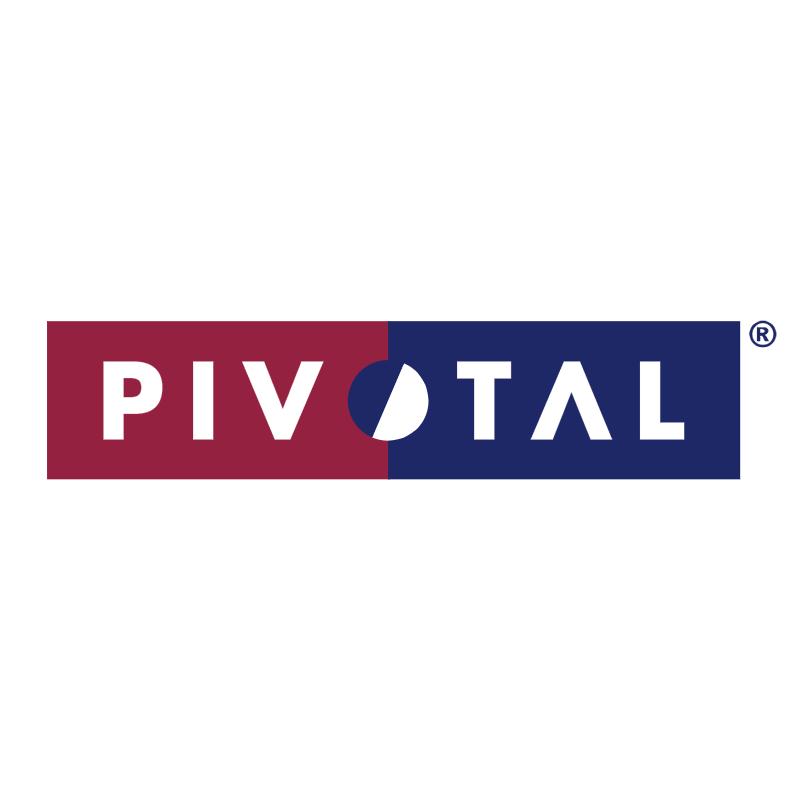Pivotal vector logo