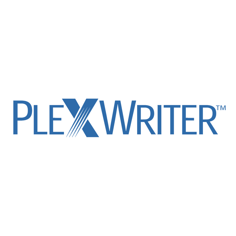 PlexWriter vector logo