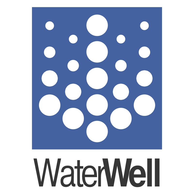Pluton WaterWell vector logo