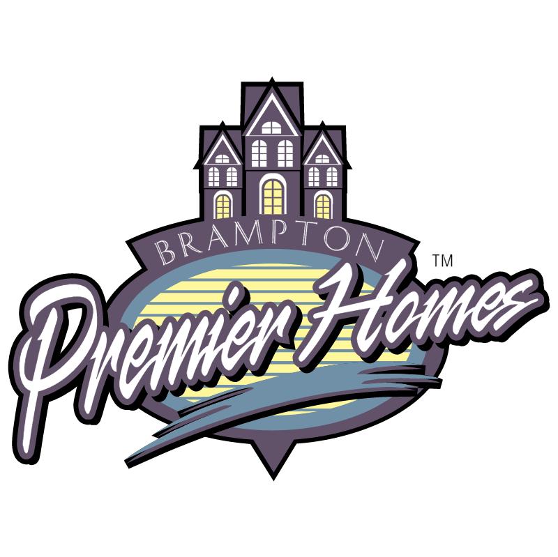 Premier Homes Brampton vector