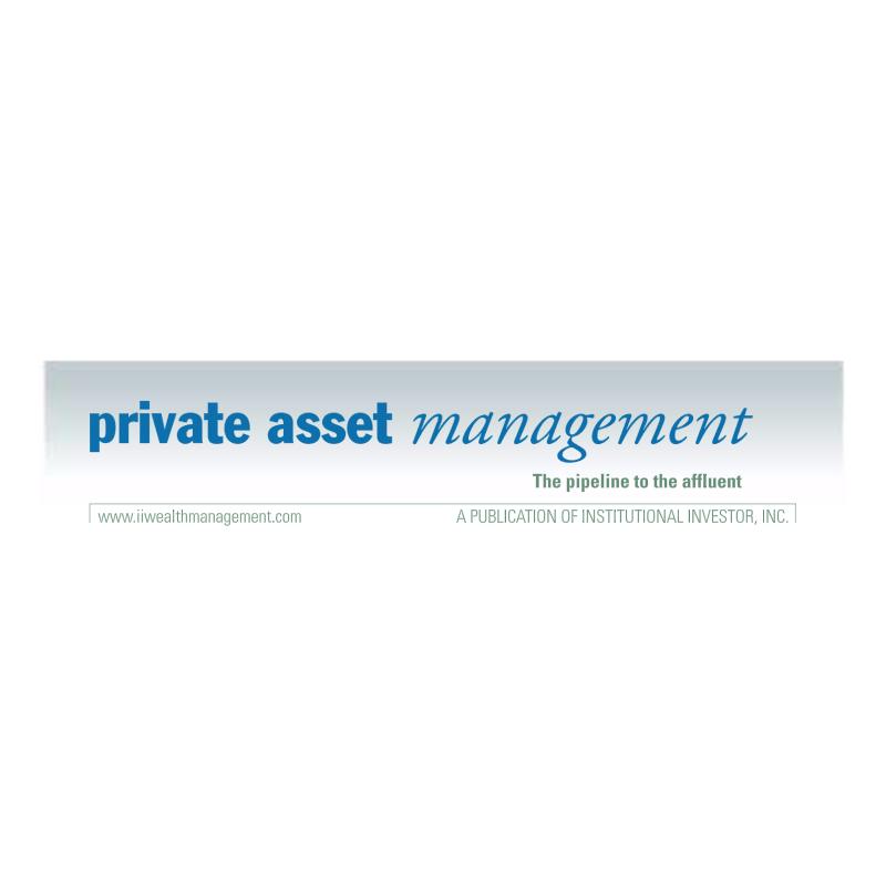 Private Asset Management vector