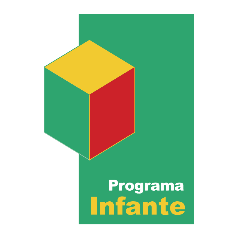 Programa Infante vector