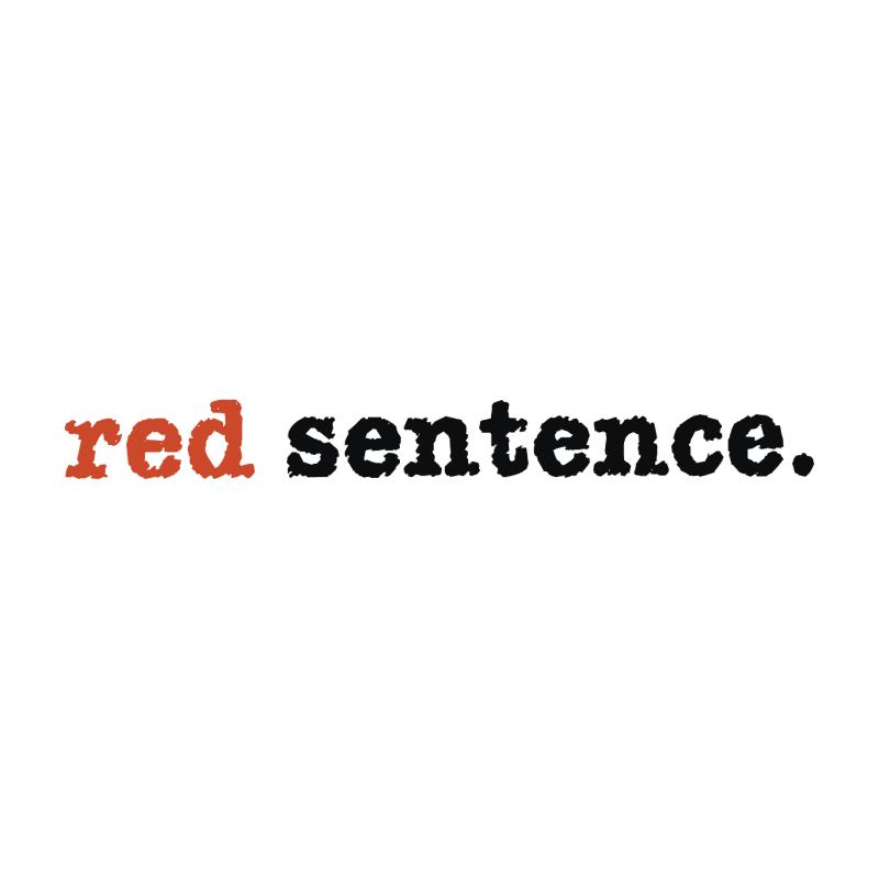 Red Sentence vector