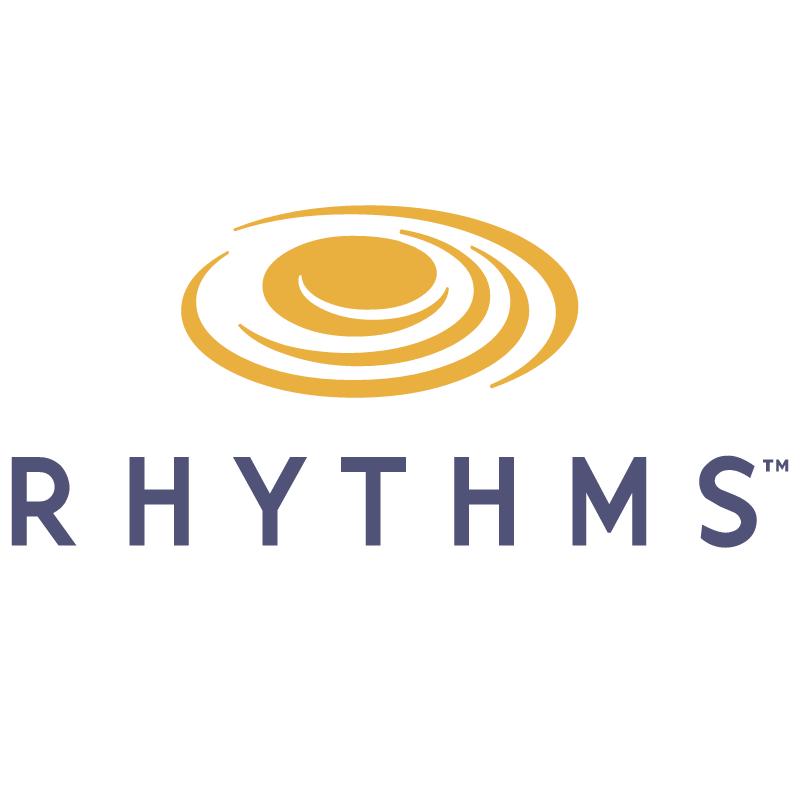 Rhythms NetConnections vector