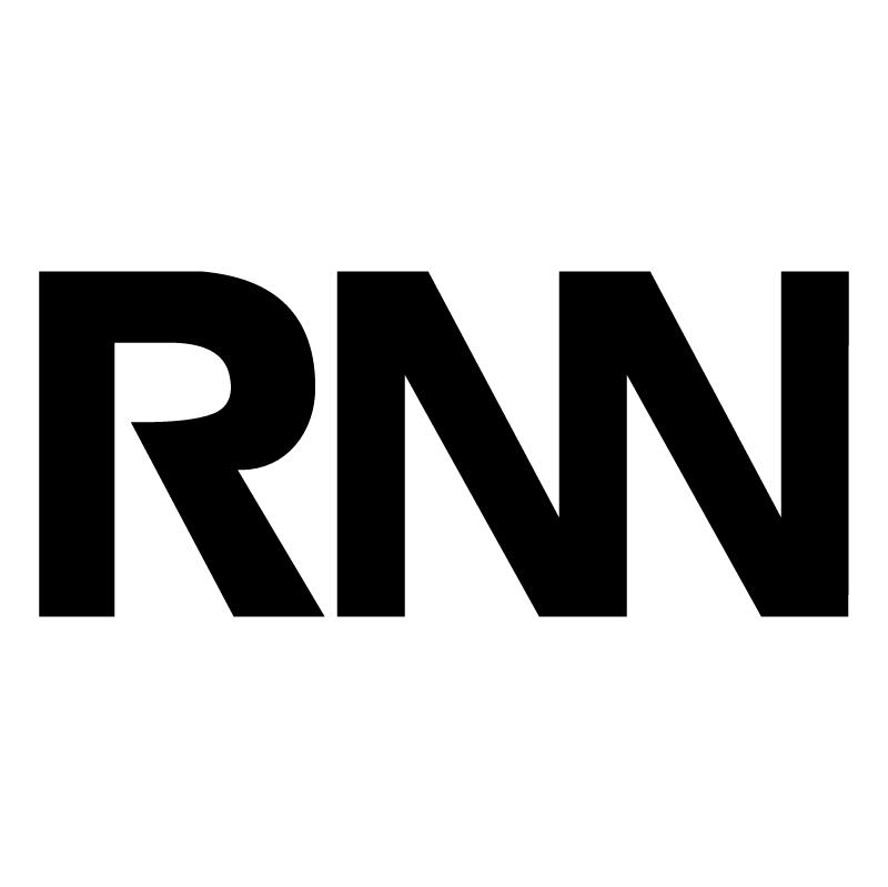 RNN vector logo