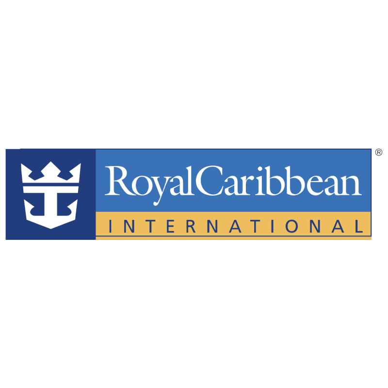 Royal Caribbean vector