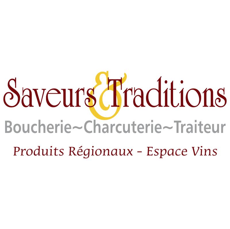 Saveurs & Traditions vector logo
