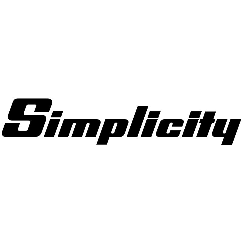 Simplicity vector