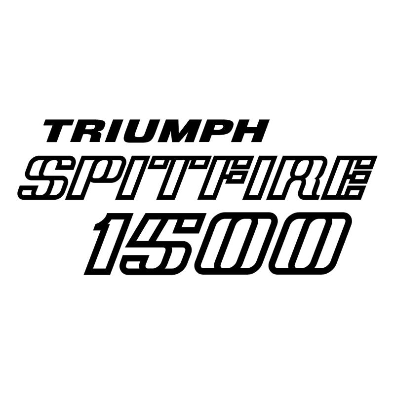 Spitfire 1500 vector