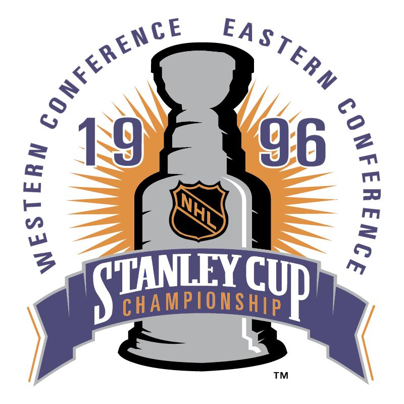 Stanley Cup 1996 vector
