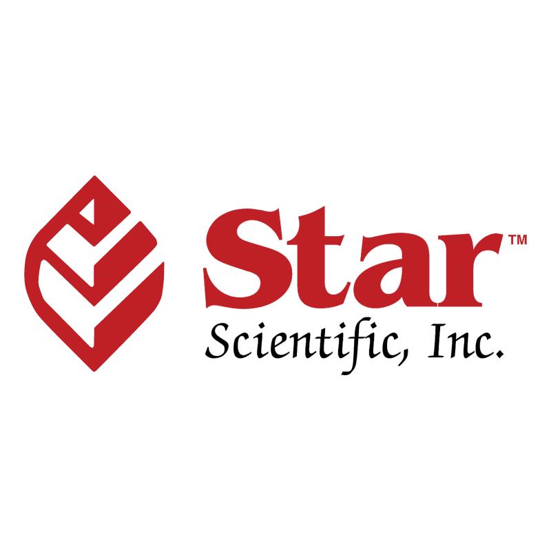 Star Scientific vector