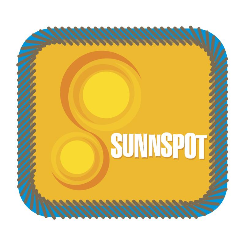 Sunnspot vector