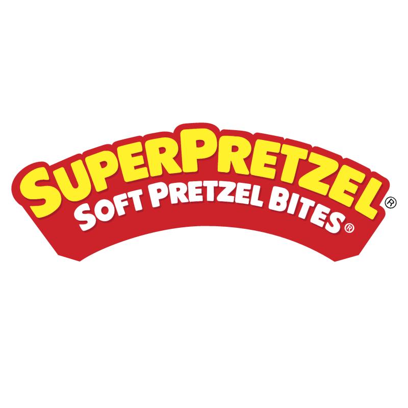 Super Pretzel Soft Pretzel Bites vector