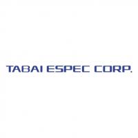 Tabai Espec Corp vector