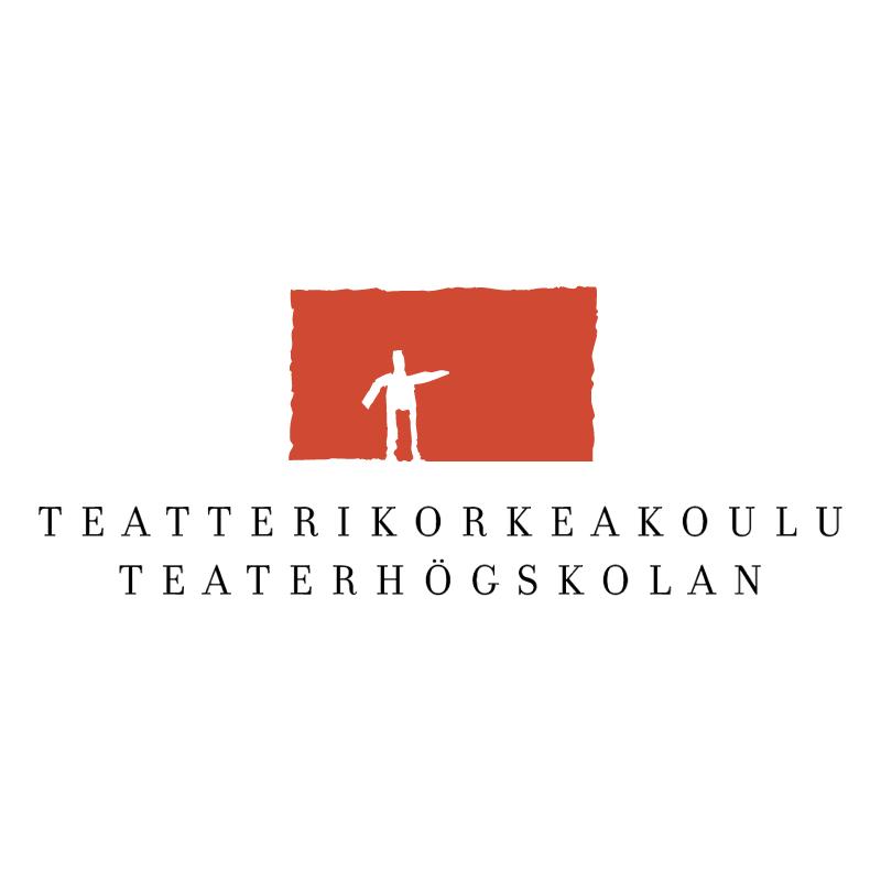 Teatterikorkeakoulu vector