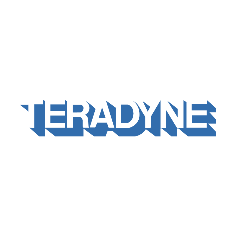Teradyne vector logo