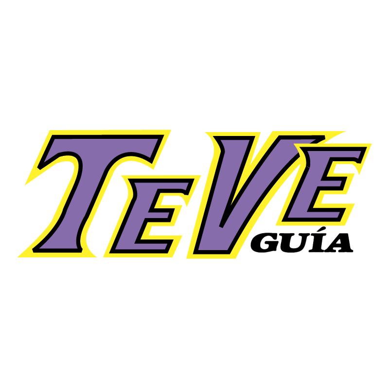 TeVe Guia vector logo