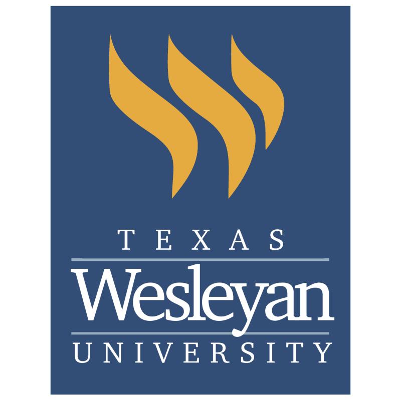 Texas Wesleyan University vector logo
