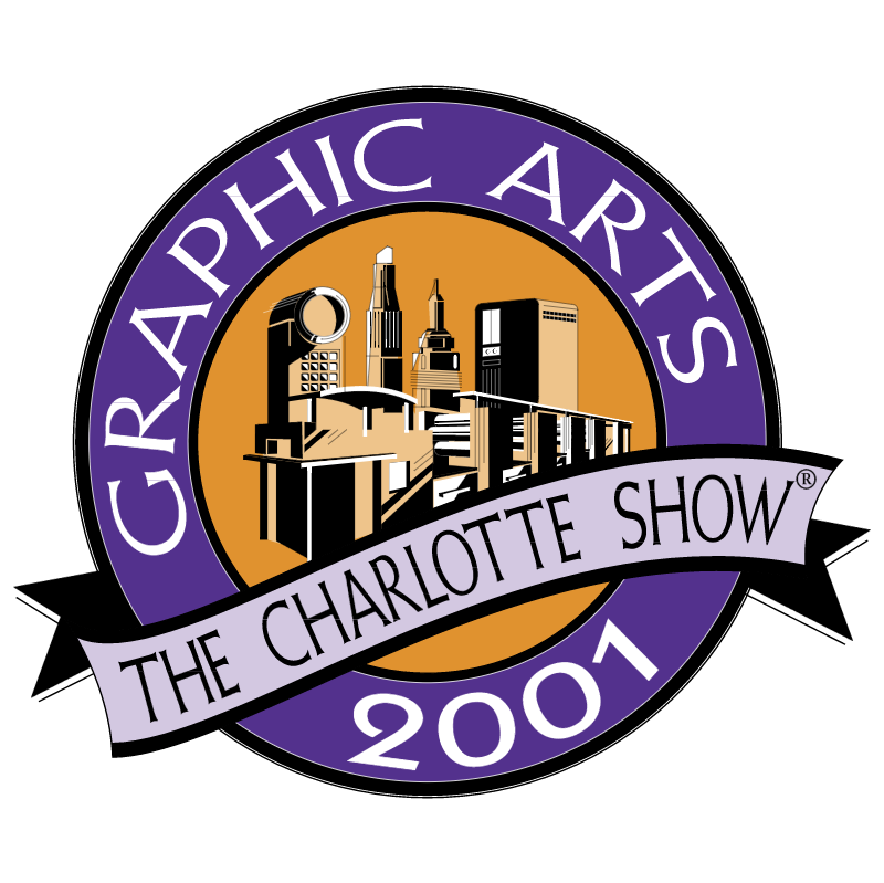The Charlotte Show 2001 vector