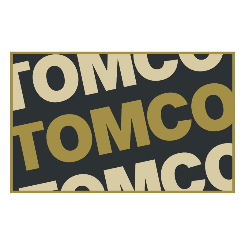 Tomco vector logo