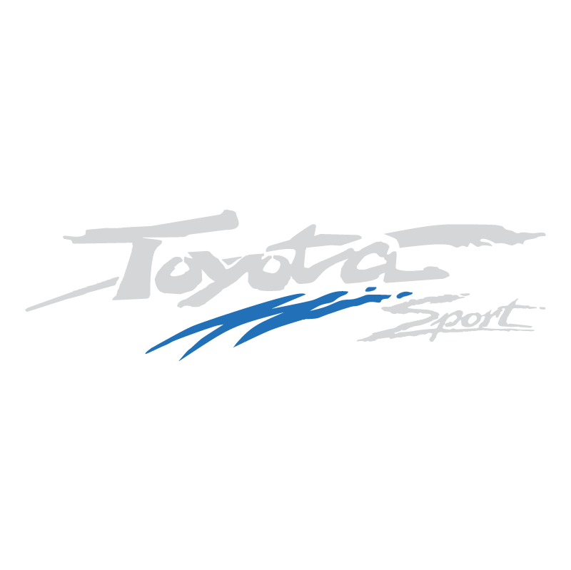 Toyota Sport vector