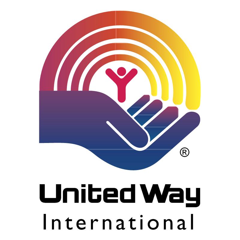 United Way International vector