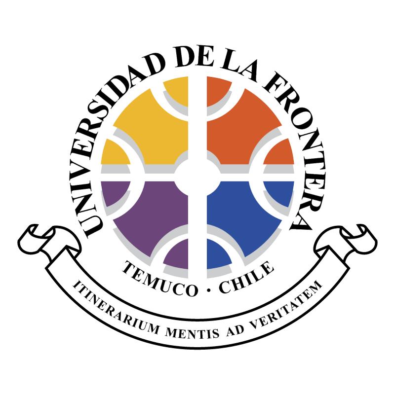 Universidad de la Frontera vector