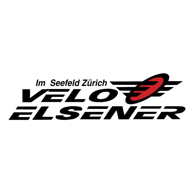 Velo Elsener vector logo