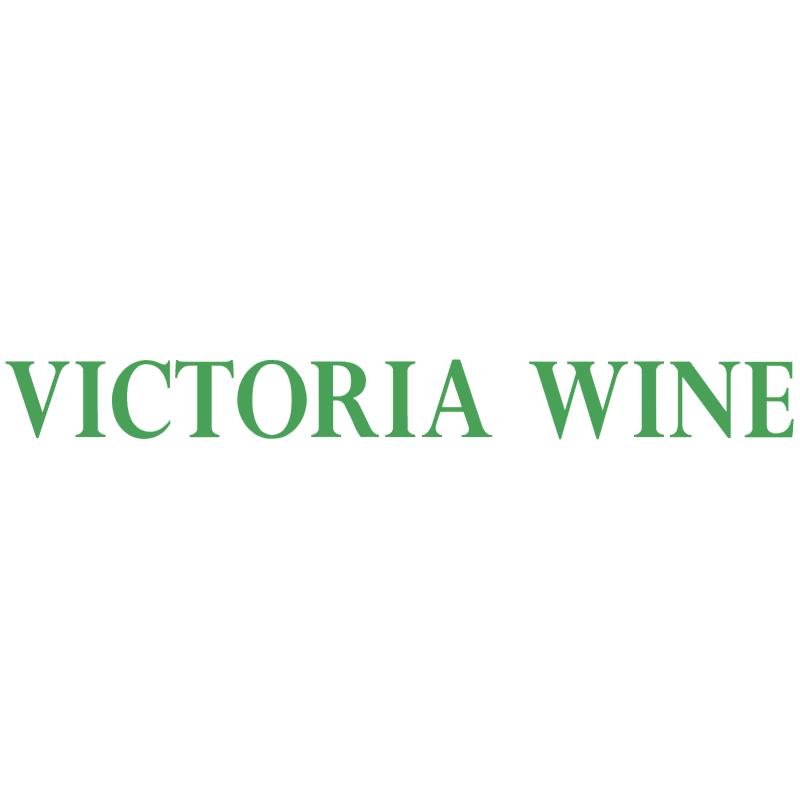 Victoria Wine vector logo