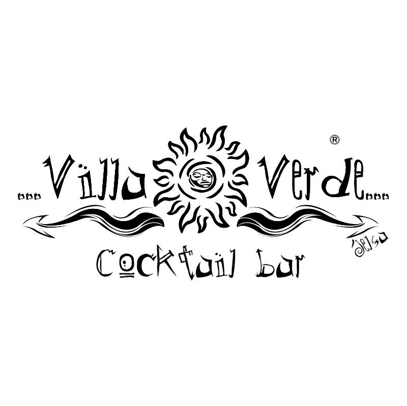 Villa Verde vector