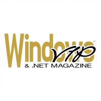 Windows & NET Magazine VIP vector