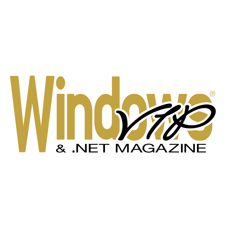 Windows & NET Magazine VIP vector logo