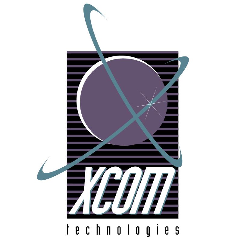 Xcom Technologies vector