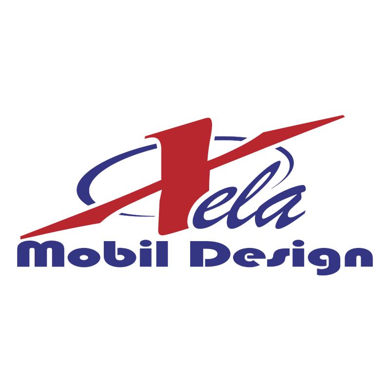 Xela Mobil Design vector