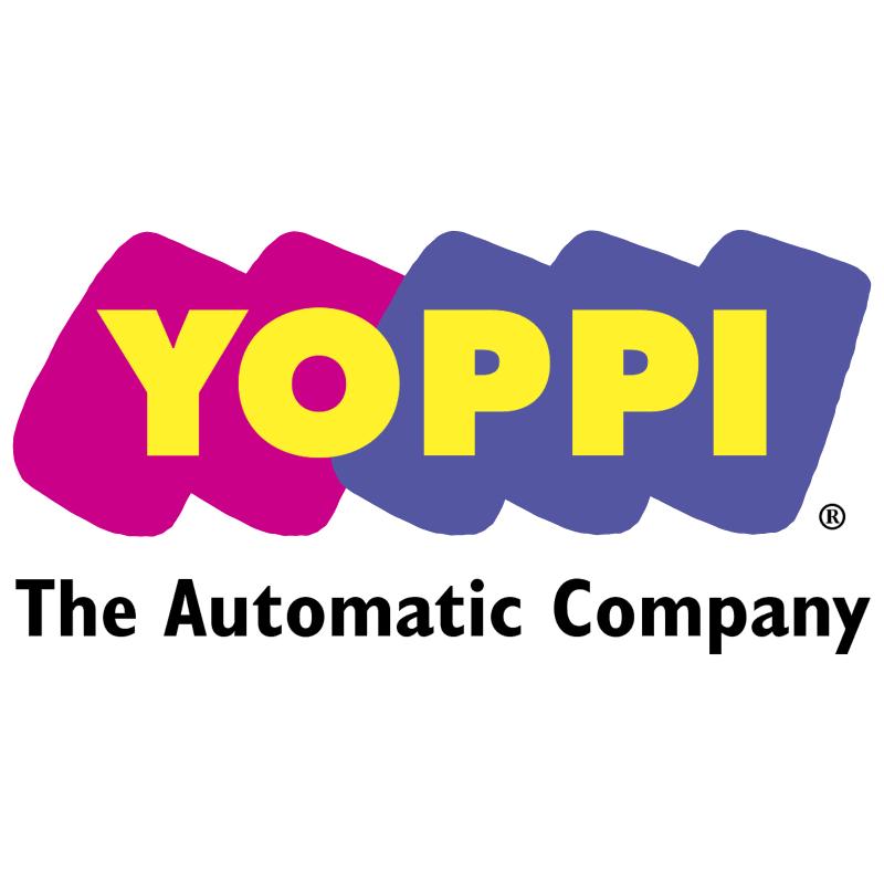 Yoppi vector logo