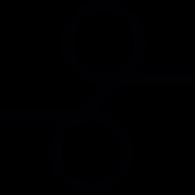 Swirls vector logo